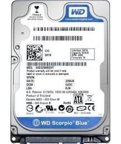 WD Blue 500GB SATA-600