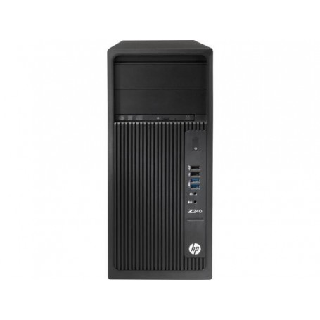 HP Z240 MT QC I7-6700 3.40 GHz, 8GB, 256GB SSD