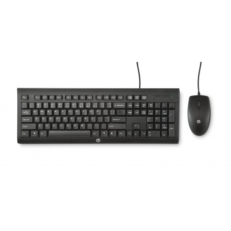 HP Desktop C2500 Keyboard Mouse Combo