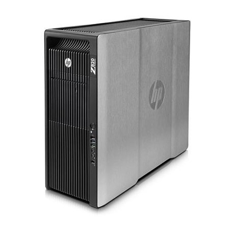 HP Z820 2x Xeon 10 Core E5-2660V2 2.2 Ghz, 32GB, 250GB SSD, K4000, Win  10 Pro