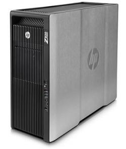 HP Z820 2x Xeon 12C E5-2697v2 2.70Ghz, 64GB, 250GB SSD, K4000, Win 10 Pro