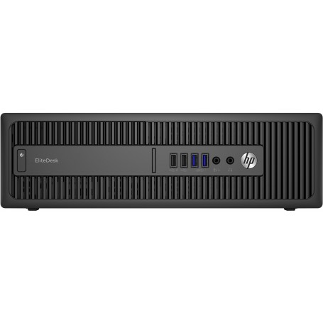 HP Elitedesk 800 G1 SFF i5-4590 3.30GHz 500GB HDD 4GB