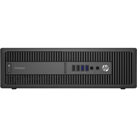 HP Elitedesk 800 G1 SFF I5 4670 3.40GHz 500GB HDD 8GB