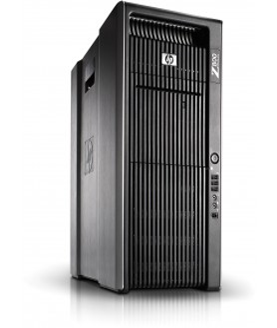 HP Z800 2x SixCore X5675 3.06 GHz, 16GB (4x4GB), 2TB SATA HDD DVDRW, Quadro 5000 3.5GB, Win 10 Pro