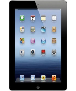 Apple iPad 4, 16GB, WiFi, Zwart