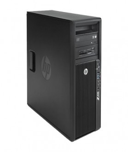 HP Z420 Intel Xeon 4C E5-1620v2 3.70GHz, 16GB DDR3, 256GB SSD 1TB HDD,Win 10 Pro