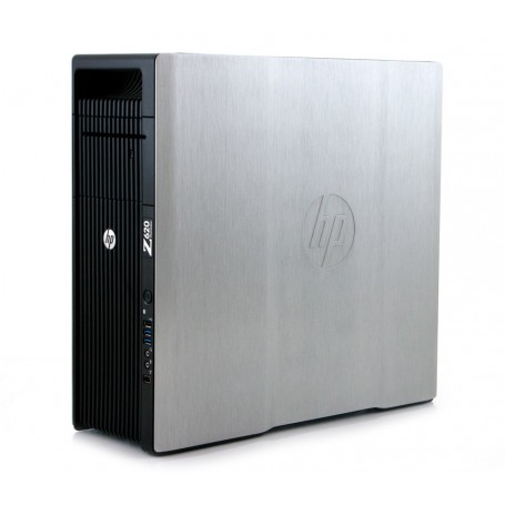 HP Z620 2x Xeon 10C E5-2670v2, 2.5Ghz, 32GB DDR3, 256GB SSD+2TB HDD,Quadro K4000 3GB, Win 10 Pro
