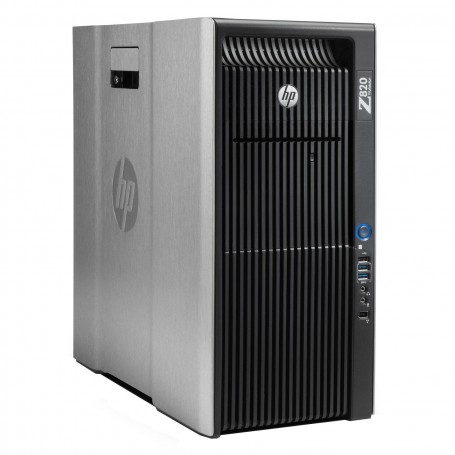 HP Z820 2x Xeon 8C E5-2687Wv2 3.40Ghz, 128GB DDR3, 512GB SSD/6TB HDD,Blu-Ray, K6000, Win 10 Pro