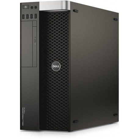 Dell Precision T3610 E5-1650 v2 3.5GHz, 16GB, 256GB SSD, 2TB HDD SATA, DVDRW, Quadro K2000 2GB, Win 10 Pro