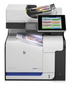 HP Laserjet Enterprise 500 Color MFP