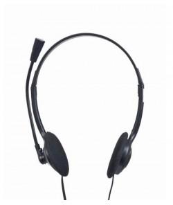 Gembird MHS-121 Stereo, 3.5 Mm Jack, Zwart