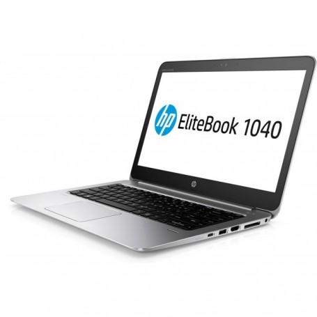 HP Elitebook Folio 1040 G1 I5-4300U 1.90GHz 8GB DDR3 256GB SSD/No Optical Win10 Pro