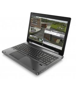 HP Elitebook 8570w i7-3840QM 2.80GHz, 8GB, 256GB SSD, Win 10 Pro