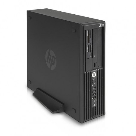 HP Z220 Workstation SFF Xeon QC E-1225V2 8GB DDR3 1TB HDD Win 7 Pro