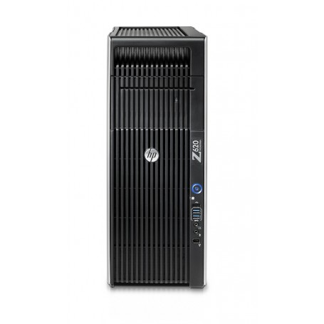 HP Z620 2x Xeon 8C E5-2660 2.20Ghz, 64GB DDR3, 2TB SATA, Quadro K4000, Win 10 Pro